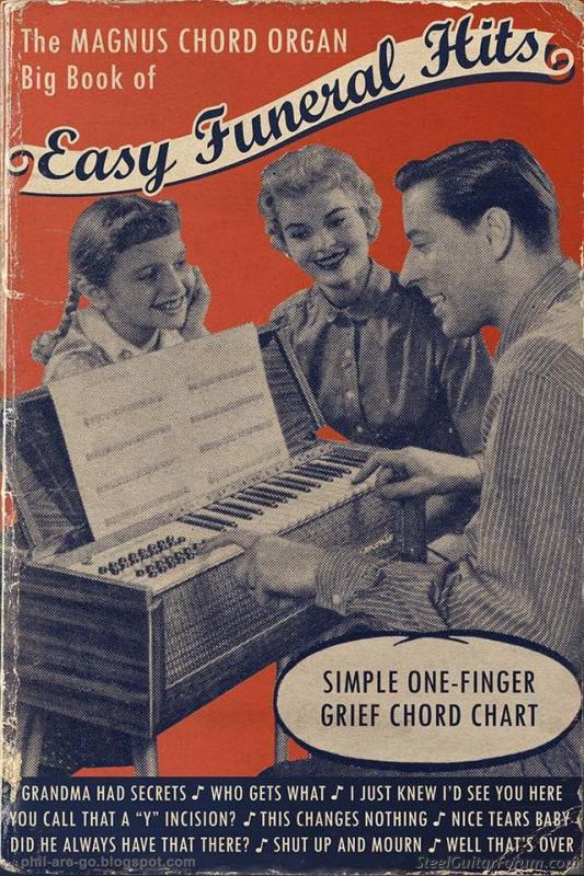 The Steel Guitar Forum :: View topic - Easy Funeral Hits for the ...