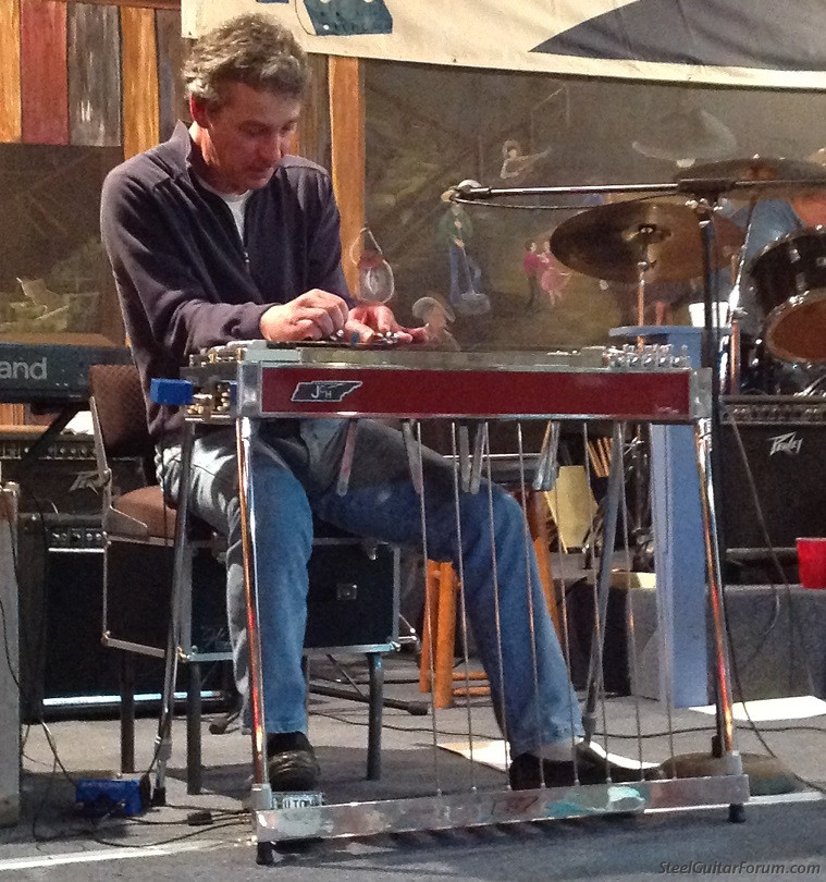 South Carolina Steel Guitar Convention : The Steel Guitar