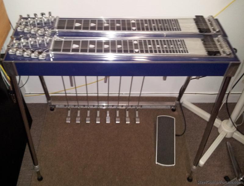nice carter d10 for sale 2650 the steel guitar forum. Black Bedroom Furniture Sets. Home Design Ideas