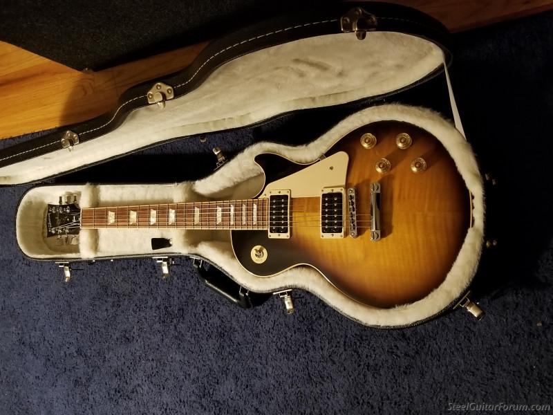 Gibson Les Paul : The Steel Guitar Forum