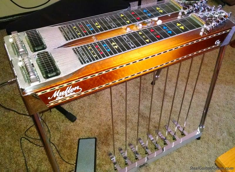 The Steel Guitar Forum :: View topic - For Sale: Like New