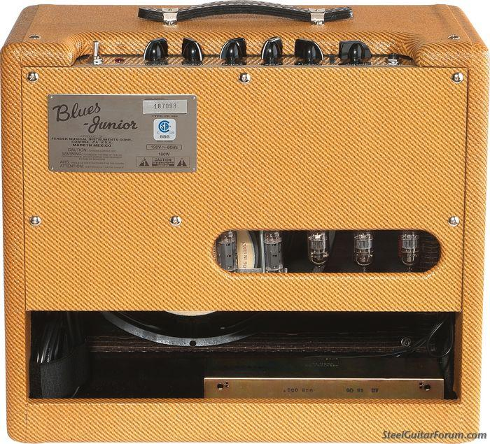 The Steel Guitar Forum :: View topic - Blues Jr  IV