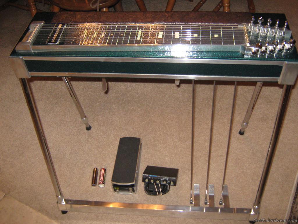 s 10 w pad for sale the steel guitar forum. Black Bedroom Furniture Sets. Home Design Ideas