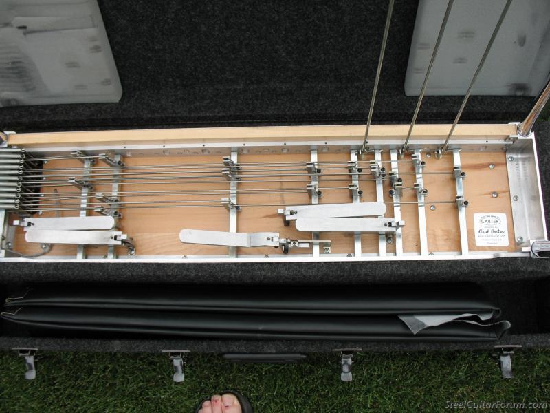 carter s 10 black pedal steel the steel guitar forum. Black Bedroom Furniture Sets. Home Design Ideas