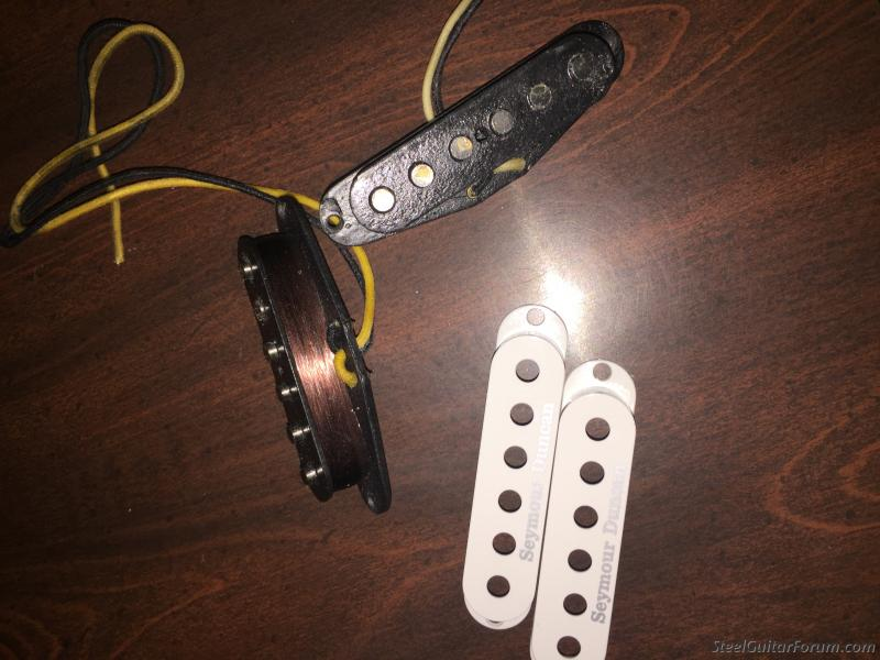 Fender USA Texas Special Pickups : The Steel Guitar Forum